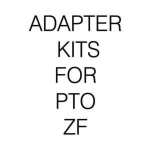 ADAPTER KITS TO POWER TAKE OFFS ZF