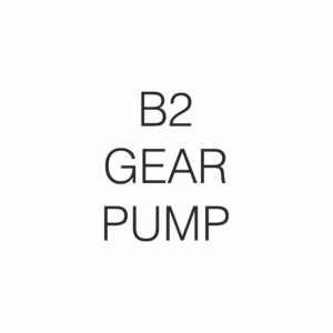 B2 GEAR PUMPS