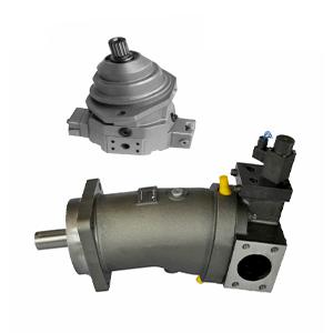 Variable Displacement Piston Motors